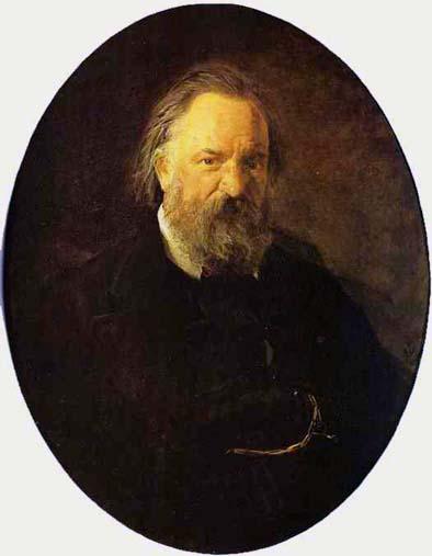 Portrait of Alexander Herzen (1867)