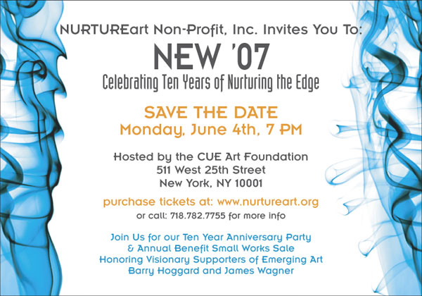 nurture art benefit